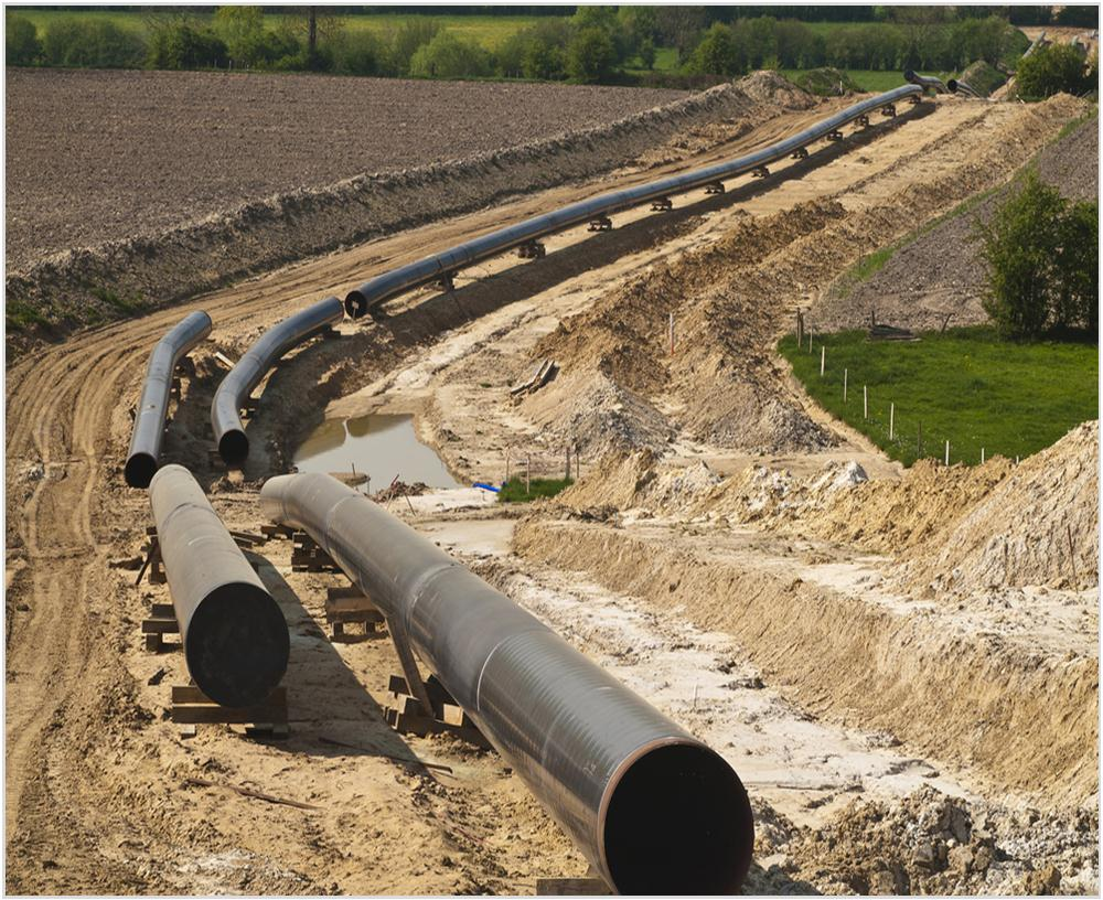 Pipeline transport