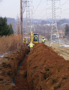 AC Mitigation System is Installed to Mitigate Pipeline AC Interference