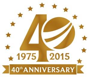 matcor-40th logo
