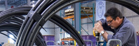 Manufacturing Quality for Anode Systems