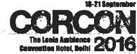 CORCON 2016 logo