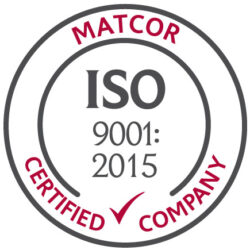 Manufacturing Quality: ISO Certified