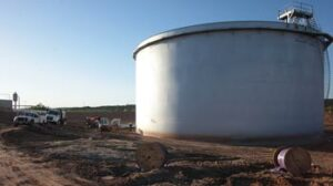 cathodic protection for tanks
