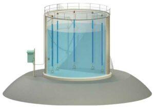 Water Tank Anode Illustration