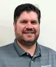 Dave Arnold, Account Manager, Rockies