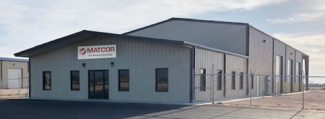 MATCOR Midland Texas Office