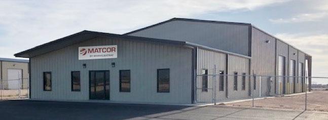 MATCOR Midland Texas Office