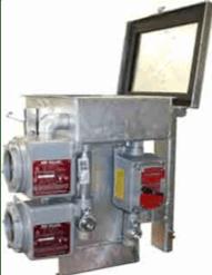 Oil Cooled Rectifier for Hazardous Locations