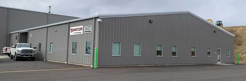MATCOR Western PA Office