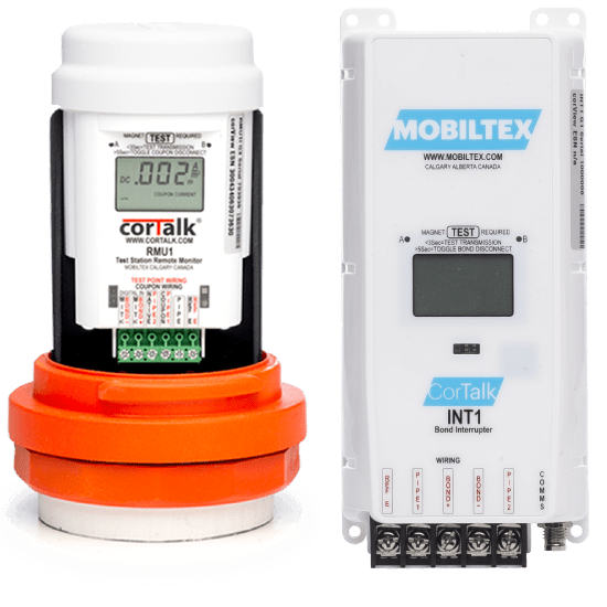 Remote monitoring units can record and transmit AC and DC current density information from AC coupon test stations to support the prevention of AC corrosion.