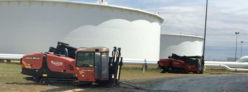 Does Cathodic Protection Dry the Tank Bottom?