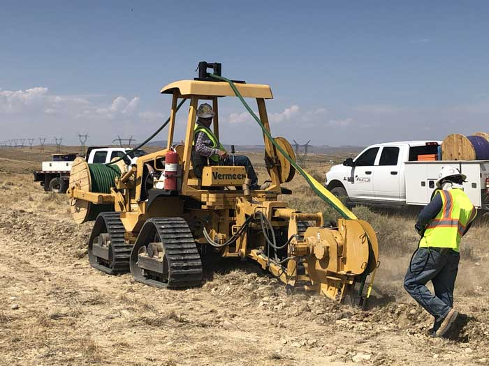 MATCOR Crew Installs Substantial AC Interference Mitigation System in Southern Wyoming