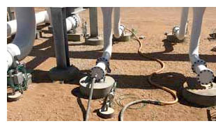 Pipeline Internal Corrosion Prevention with VCI