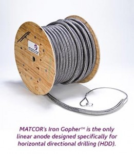 MATCOR's Iron Gopher
