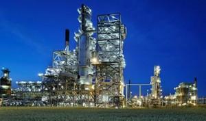 Utica Shale Petrochemical Plant